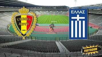 Отбор к ЧМ-2018. Бельгия - Греция 1:1. Греки упускают победу в Брюсселе (Видео)