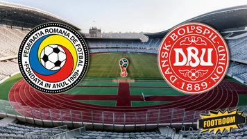 Отбор к ЧМ-2018. Румыния - Дания 0:0 (Видео)