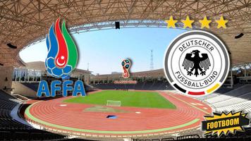 Отбор к ЧМ-2018. Азербайджан - Германия 1:4. Немцы впервые пропускают (Видео)