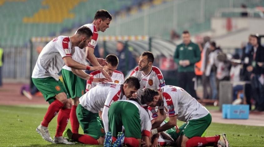 Болгария – Голландия 2:0. Делев в шляпе