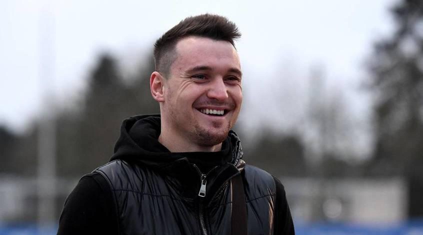 Денис Олійник - про дебют в Чернігові: розумів, що можу не витримати 90 хвилин