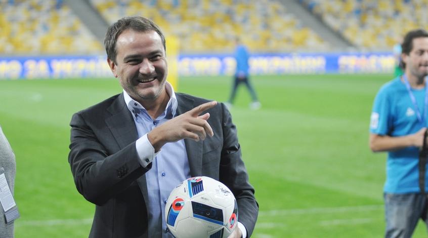 """Андрей Павелко: """"Еще раз показали, что в Украине - настоящие болельщики"""""""