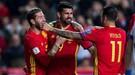Германия - Испания: коэффициент 2,50 на гол Диего Косты
