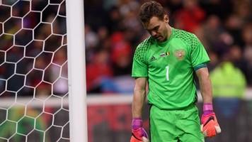 Товарищеские матчи: Россия спаслась в матче с Бельгией, Эстония разгромила Хорватию