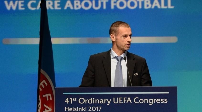 Александер Чеферин - единственный кандидат на пост главы УЕФА