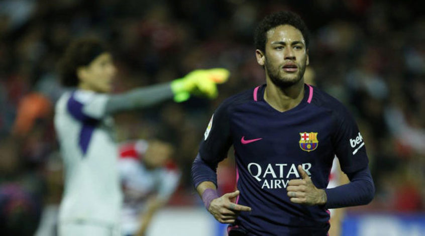 """""""Барселона"""" пытается отговорить Неймара переходить в ПСЖ"""
