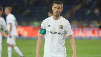 Владимир Чеснаков сможет сыграть в Луцке