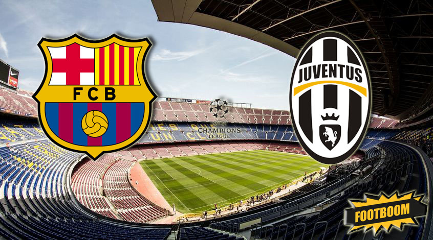 Барселона ювентус прогноз