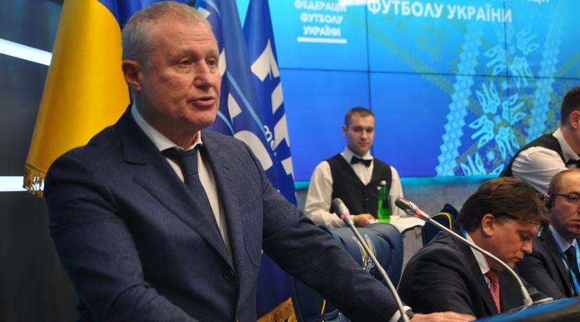 """Григорий Суркис: """"УЕФА увеличит выплаты клубам за еврокубки"""""""