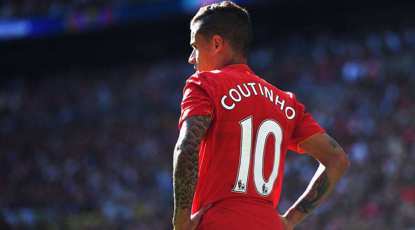 """Барселона"" готова заплатить 150 миллионов евро за Коутиньо"
