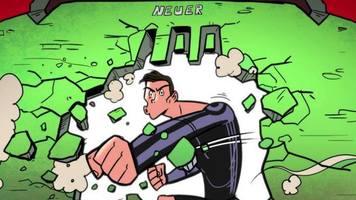 Футбол в карикатурах: родительские ожидания Роналду и Месси (Видео)