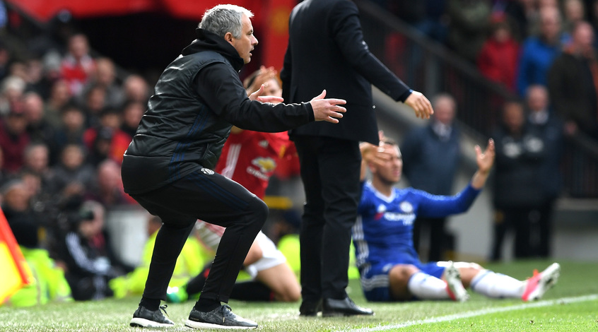 """Жозе Моуриньо согласовал с """"Манчестер Юнайтед"""" сумму компенсации за разрыв контракта"""