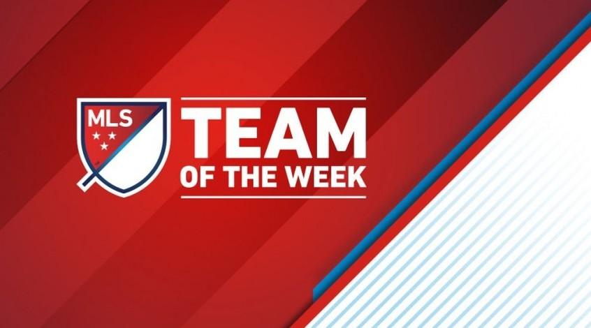MLS: cимволическая сборная 9-го тура, Эван Буш - лучший игрок (+Фото)