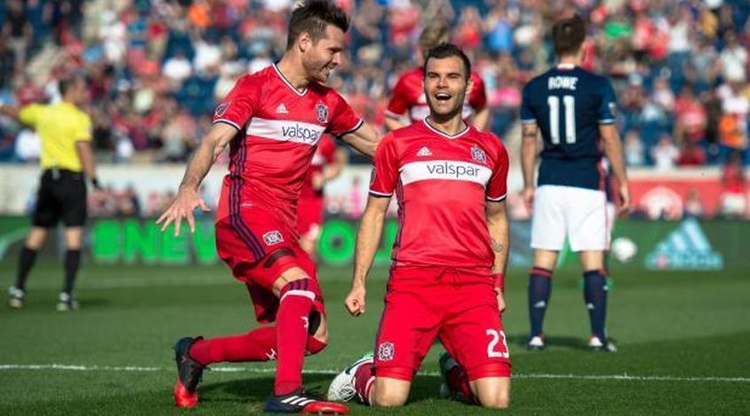 Лучший игрок седьмой игровой недели MLS (Видео)