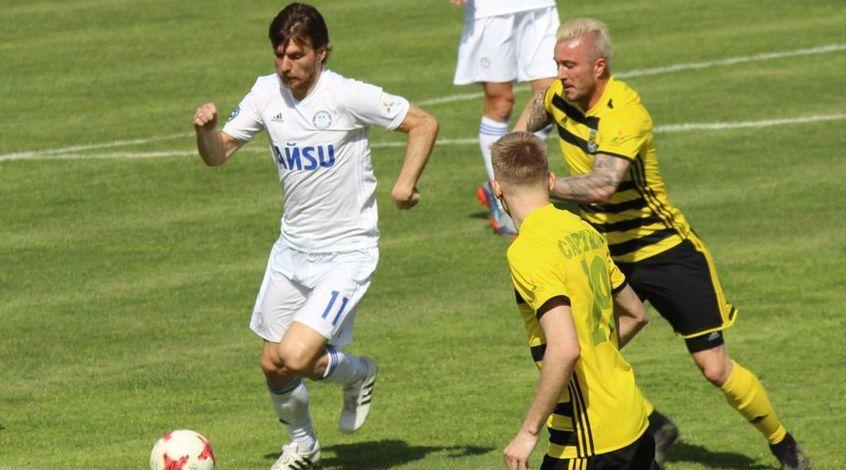 Украинцы в Казахстане: Ковальчук забивает Непогодову!