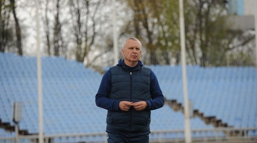 """Леонид Кучук: """"Половину команд выбросили во вторую шестерку"""""""