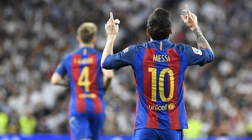 Лионель Месси - лучший бомбардир чемпионата Испании 2017-2018