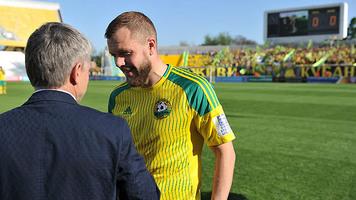 Алексей Гай получил благодарность от ФНЛ за спасение жизни футболисту