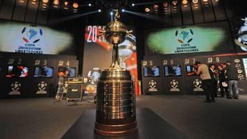 Финал Кубка Либертадорес перенесен из Чили в Перу