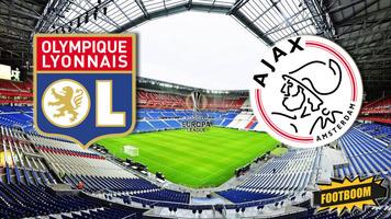 "Лига Европы. ""Лион"" - ""Аякс"" 3:1. За гол до камбэка (Видео)"