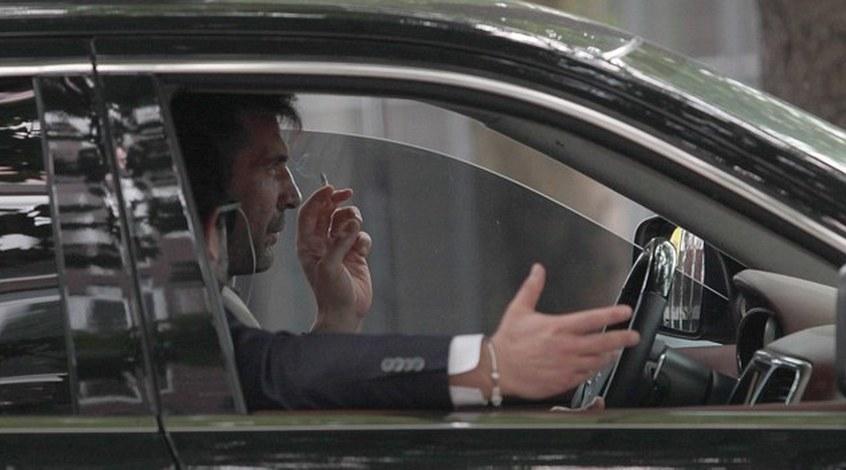 """Под домом Буффона вывесили баннер """"Спасибо, """"Реал"""" (Фото)"""