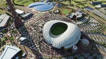 Катар может лишиться права проведения ЧМ-2022