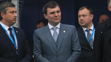 Офіційно: Євген Красніков достроково склав повноваженя голови ХОФФ