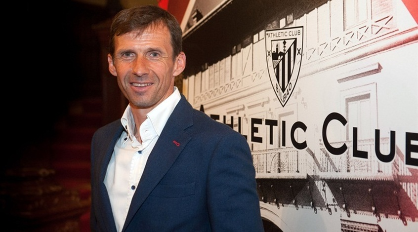'Атлетик-'Заря: послематчевая пресс-конференция Хосе Анхеля Сиганды