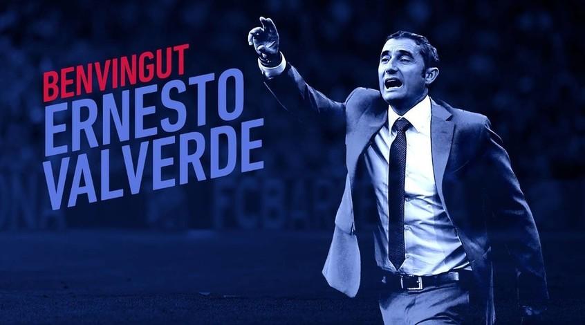 """Эрнесто Вальверде: """"Хочу поскорее начать работу в """"Барселоне"""""""