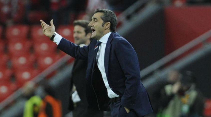 """Эрнесто Вальверде: """"Я не переживаю о продлении контракта с """"Барселоной"""""""