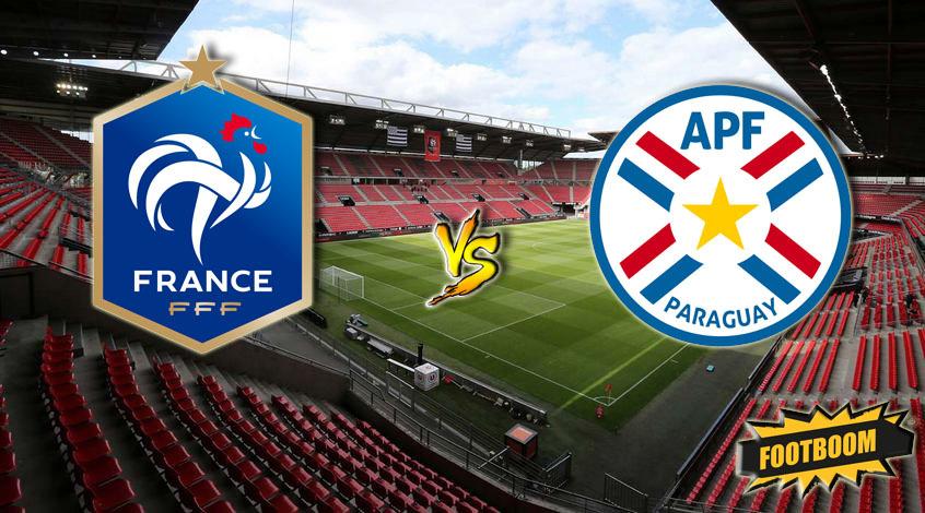 Франция - Парагвай: ставим на результативный матч