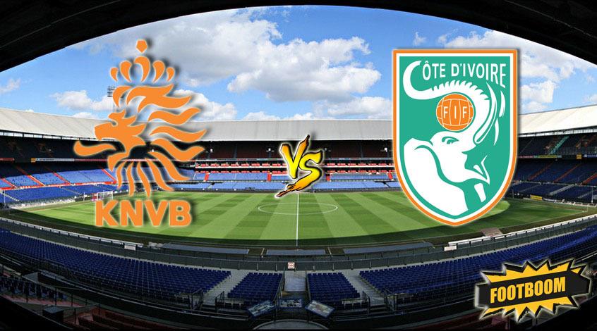 Голландия - Кот-д'Ивуар: прогноз Goal.com
