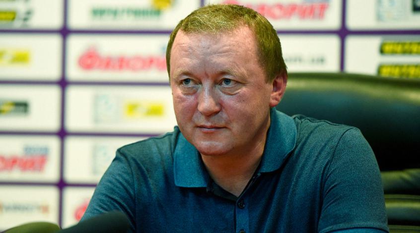 Володимир Шаран - найкращий тренер 17-го туру УПЛ