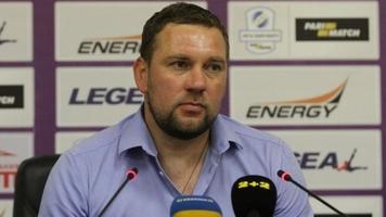 "Александр Бабич: ""Нас не хотят пускать в первую шестерку"""