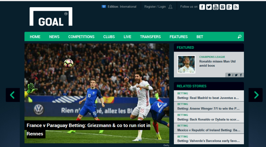 Италия - Уругвай: прогноз Goal.com