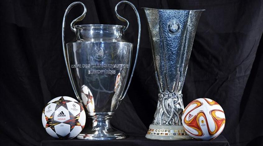 Сегодня состоится жеребьевка 1/4 финала и полуфинала Лиги чемпионов и Лиги Европы