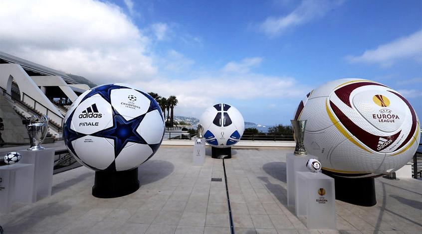 ЧМ: эволюция мячей турниров (Фото)