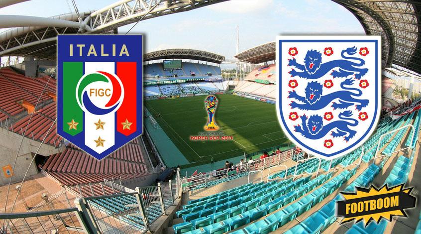 Италия (U-20) - Англия (U-20). Анонс и прогноз матча