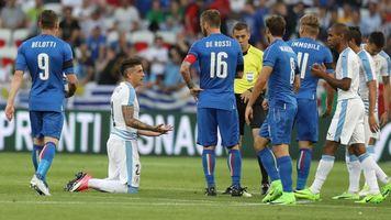 Италия – Уругвай 3:0. Притча о Хосе Химересе
