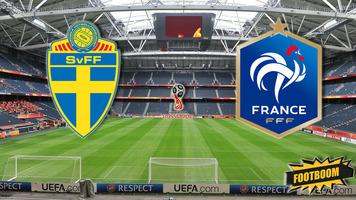 Отбор к ЧМ-2018. Швеция - Франция 2:1 (Видео)