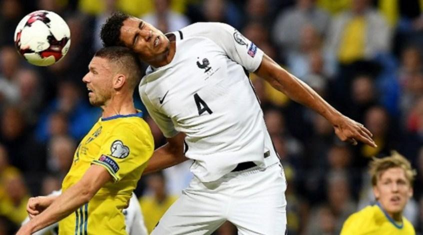 Швеция – Франция 2:1. Льорис и его бенефис