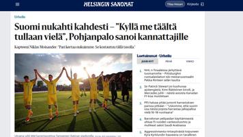 Финляндия - Украина: обзор финских СМИ