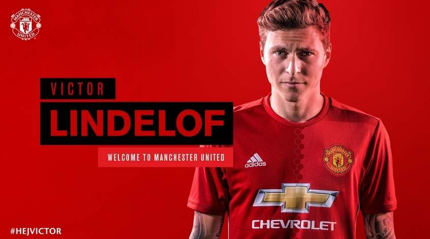 """Манчестер Юнайтед"" отказался продавать Виктора Линделофа в ""Лион"""