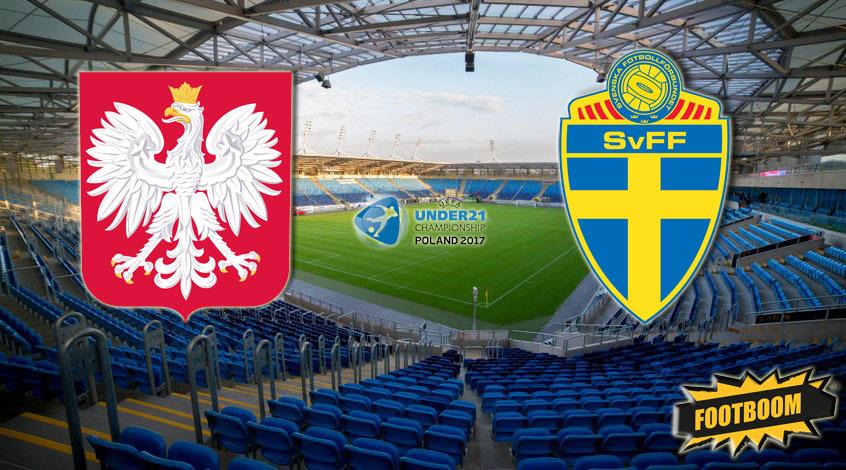Польша (U-21) - Швеция (U-21). Анонс и прогноз матча