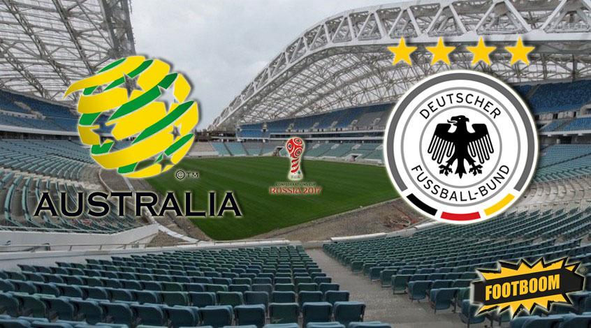 Австралия - Германия. Анонс и прогноз матча