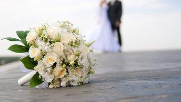 Летнее межсезонье: свадебный бум (Фото)