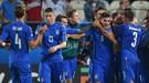 Дания (U-21) - Италия (U-21) 0:2. На классе