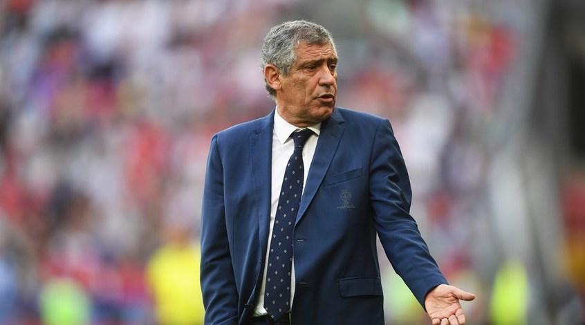 Фернанду Сантуш не планирует менять состав Португалии на матч с Сербией