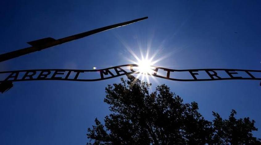 Сборная Италии (U-21) посетила Освенцим (Фото)