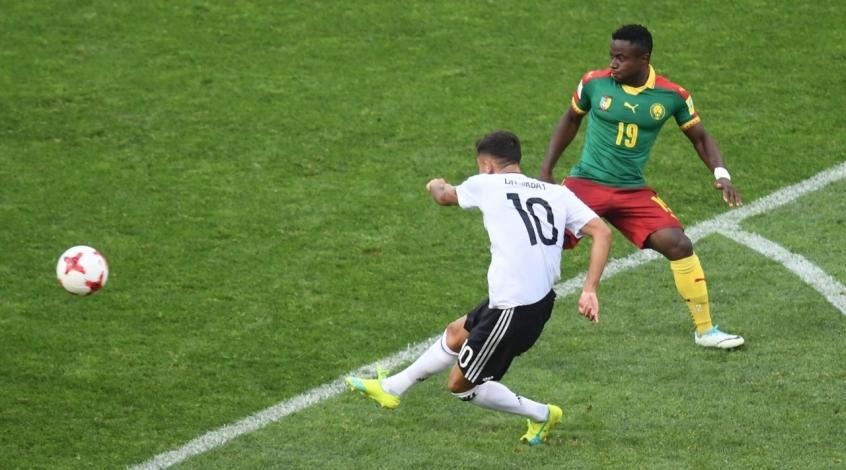 Германия - Камерун 3:1. Неукротимый Лёв